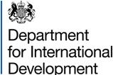 DfID logo
